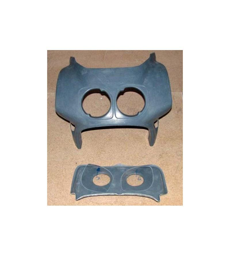 Tête de fourche seule double optiques GSXR 1100 93-98