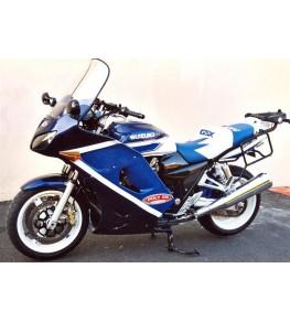 Carénage type GT en 3 parties 1400 GSX montage vue moto complète