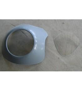 Saute vent pour petites cylindrées 13cm