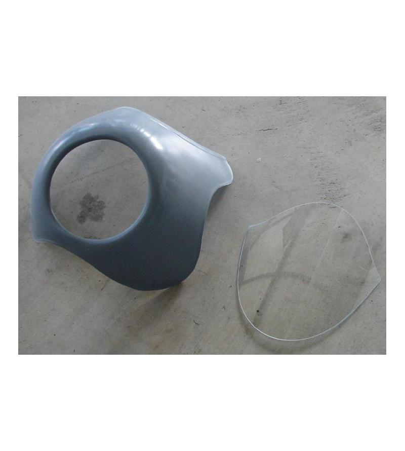 Saute vent pour petites cylindrées