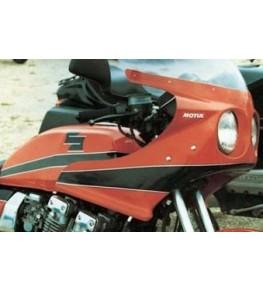 Tête de fourche 453 montage sur ancienne Suzuki