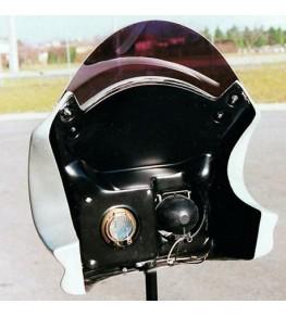 Tête de fourche Street Bike V2 exemple de montage des phares
