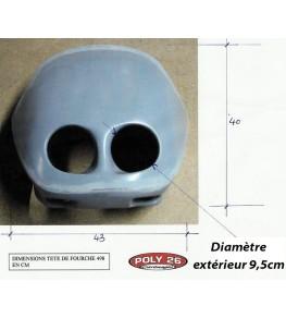 Tête de fourche Street Bike V3 dimensions