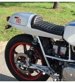 Selle/Coque arrière mono Guzzi montage sur Ducati