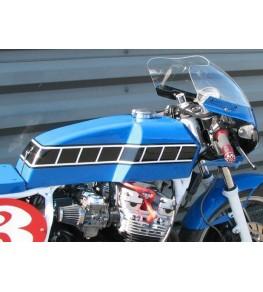 Réservoir d'essence polyester Style TZ montage XJ600 1