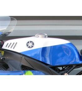 Réservoir d'essence polyester OW31 modifié vue gauche