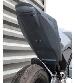 Coque arrière monoplace YZF 125 R 08-14 avec passage de roue