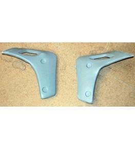 Ecopes de radiateur FZ6 N 04-06 par paire