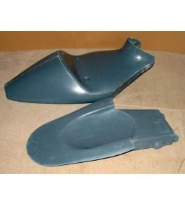 Coque arrière monoplace R6 98-02 Evo 2 FFM