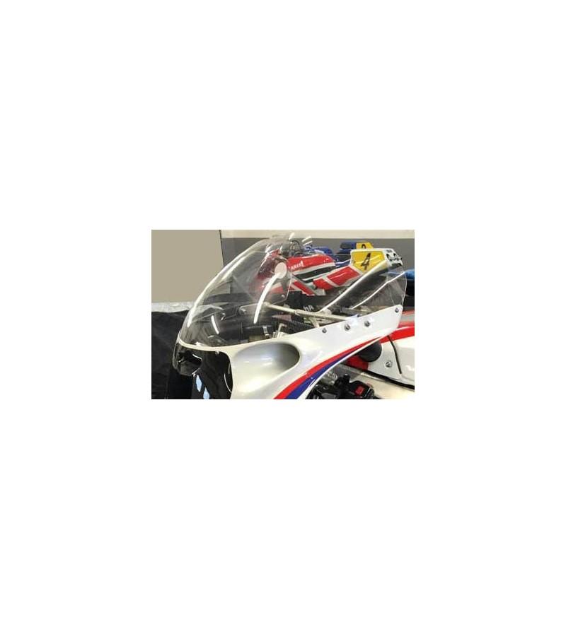 Bulle incolore pour le carénage 446 750 FZRR OW01