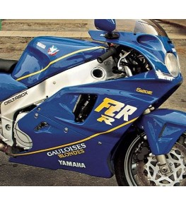 Carénage en 2 parties FZR 1000 Endurance OW01 89-90