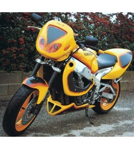 Sabot moteur Street FZR 1000 Exup 91-93 montage Street Bike