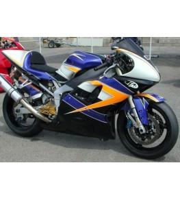 Carénage en 2 parties Yamaha R1 98-99 montage 2