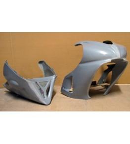 Carénage en 2 parties Yamaha R1 98-99