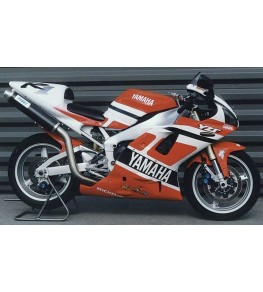 Carénage en 2 parties Yamaha R1 98-99 montage 1