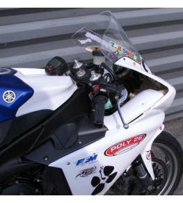 Carénage en 2 parties Evo 1 Yamaha R1 09-14 avec caches de prises d'air