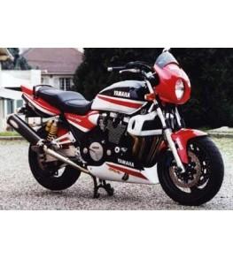 Sabot moteur Evo 1 1200 / 1300 XJR 95-14 vue moto complète droite