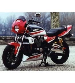 Sabot moteur Evo 1 1200 / 1300 XJR 95-14 vue moto complète gauche