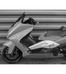 Carénage en 4 parties Yamaha TMax 500 01-11 vue gauche