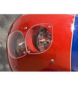 Kit double optiques 90mm, montage BMW
