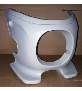 Tête de fourche GS 1000 S brut profil droit