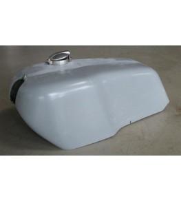 Cache réservoir polyester type Mach 3 profil gauche