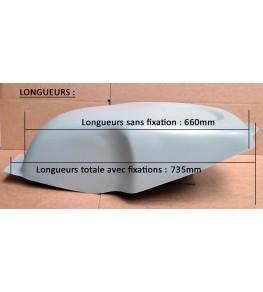 Cache réservoir polyester type OW31 longueurs