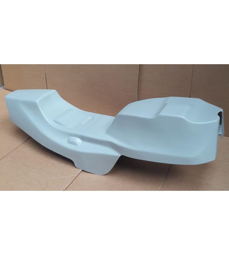 Monocoque cache réservoir + selle polyester CB 750 Four F2 profil droit