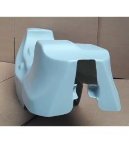 Monocoque cache réservoir + selle polyester CB 750 Four F2 vue avant