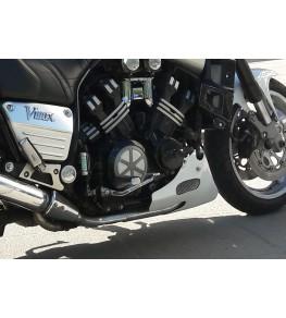 Sabot moteur VMAX 1200 85-03 monté profil droit