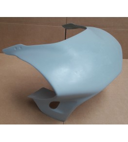 Tête de fourche seule fermée GSXR 1100 93-98 profil droit