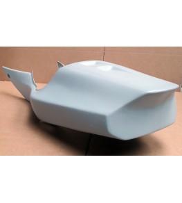 Coque arrière monoplace ZX6R 95-97 brut vue arrière
