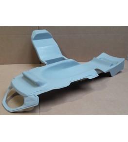 Passage de roue Bandit 1200 95-99 petits clignos brut vue 2