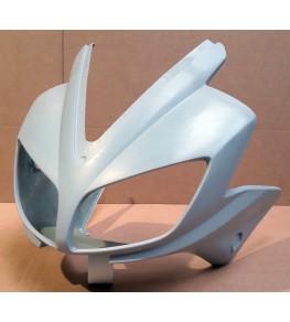Tête de fourche 600 Fazer 02-03 profil gauche