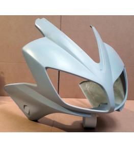 Tête de fourche 600 Fazer 02-03 profil droit