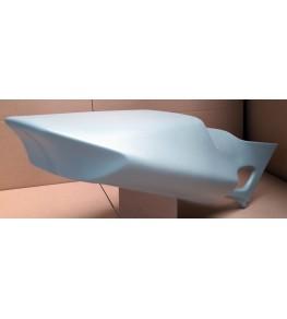 Coque arrière monoplace 600 CBR 97-98 brut vue arrière