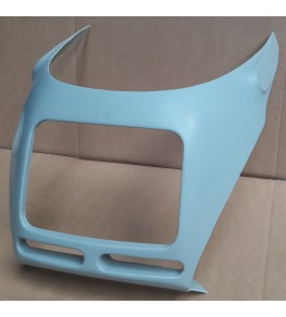 Tête de fourche Supersport 600/750/900 SS brut profil gauche