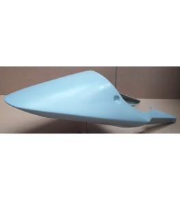 Coque arrière monoplace CBR 954 RR 02-03 profil arrière droit