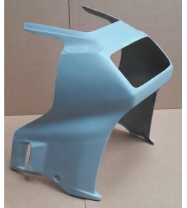 Tête de fourche FZ 750 1986 brut profil droit