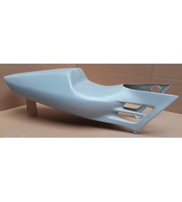 Coque arrière monoplace 600 CBR 1991-1994 brut profil droit