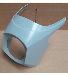 Tête de fourche Z1 R brut profil gauche vue de haut