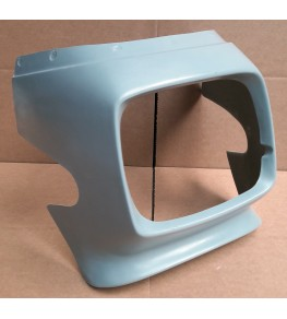 Tête de fourche 1000 R / 1000 J brut profil droit