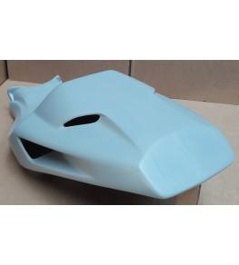 Coque arrière / selle monoplace Ducati 748 916 996 998 brut profil gauche vue arrière