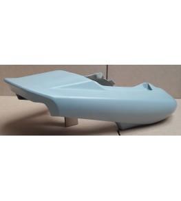 Flancs de selle Fazer 600 1998-2003 brut profil arrière droit