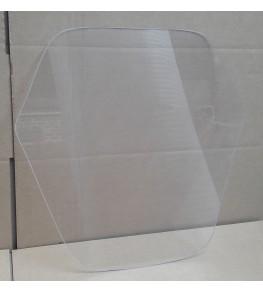 Bulle incolore GT 430 profil droit