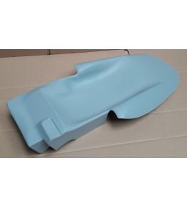 Passage de roue pour coque arrière mono 3085 vue dessous
