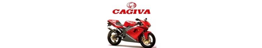 Carénages pour Cagiva, pour la route, la piste, garde boue avant, coque mono...