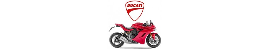 Carénages pour Ducati , pour la route, la piste, garde boue avant, sabot...