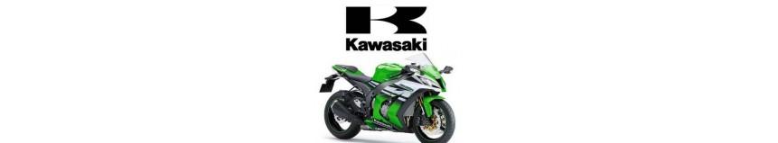 Carénages pour Kawasaki , pour la route, la piste, garde boue avant, sabot...