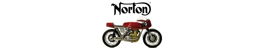 Carénages pour Norton , pour la route, la piste, garde boue avant, tête de fourche...